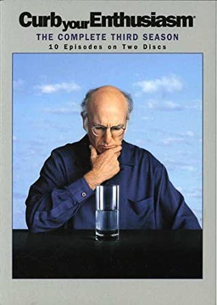 amazon curb your enthusiasm complete third season dvd import