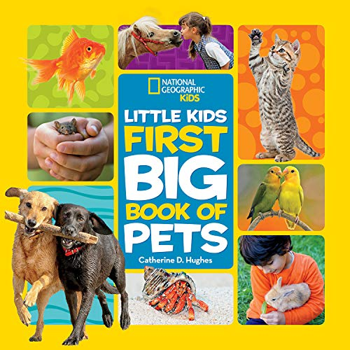 Little Kids First Big Book of Pets