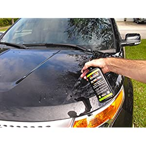 CAR-SHOW 1 Quick Detail Spray - Waterless Wash - Clay Lubricant - Glass Cleaner 16 oz