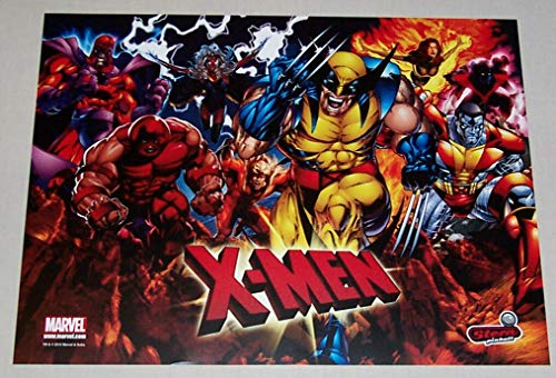Pinball Translite Stern X-Men Pro for sale  Delivered anywhere in USA