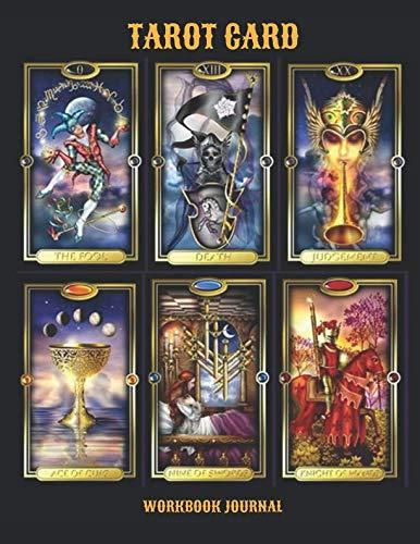 Tarot Card Workbook Journal: A Personal Learning Tarot Card Workbook Journal for Understanding and Reading Tarot Cards (Best Tarot Card Reading)