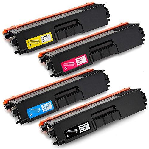 Jarbo kompatibel Toner Patronen Ersatz für Brother TN315/325/345/375/395bk-y