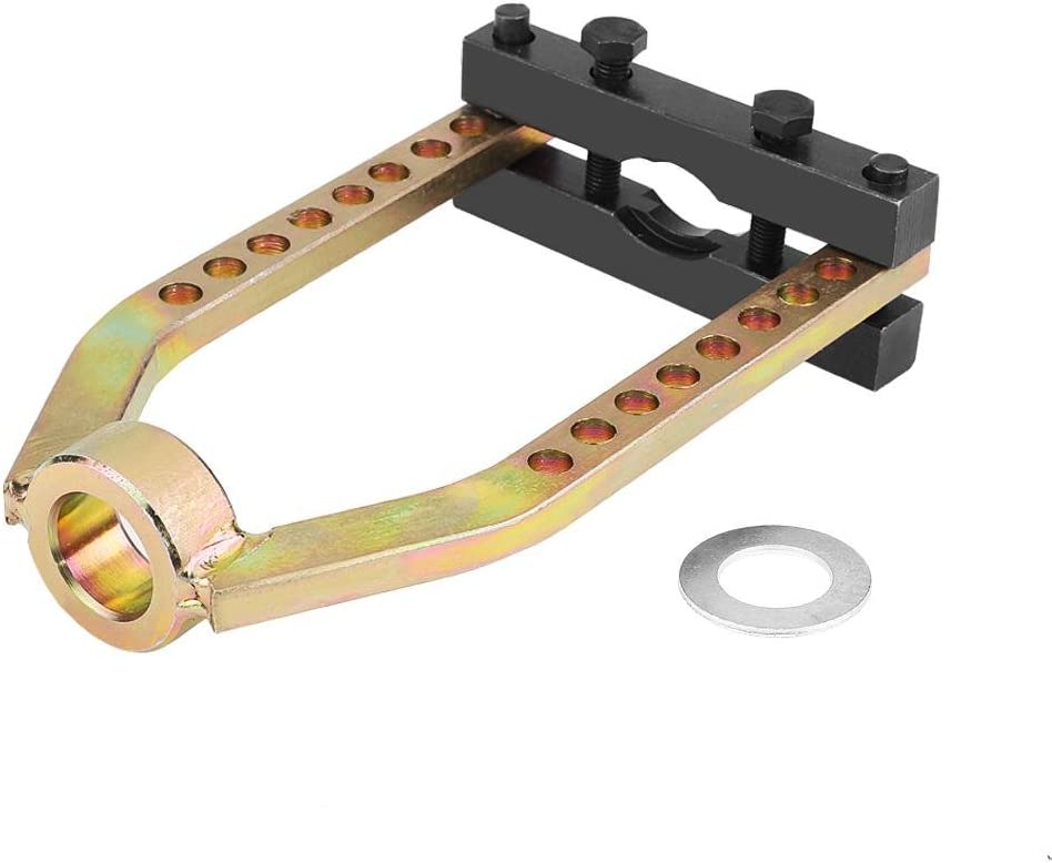 Antriebswellen Entfernungswerkzeug Universell 9 Löcher Gelenkantriebswelle Montage Abzieher Küche Haushalt