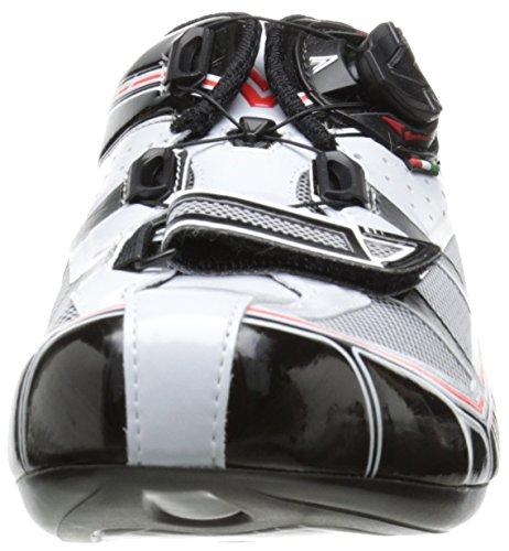 Vittoria V Spirit Fahrradschuhe Weiß schwarz