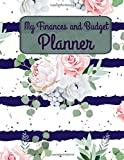 img - for My Finances and Budget Planner (Extra Large Budget Notebook-Weekly Bill Organizer) (Volume 26) book / textbook / text book