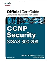CCNP Security SISAS 300-208 Official Cert Guide Front Cover