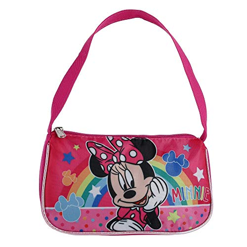 Disney Minnie Mouse Girl's Shoulder Handbag (A15748)]()