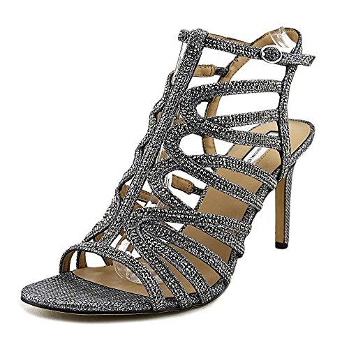 INC International Concepts - Sandalias de vestir para mujer Pewter
