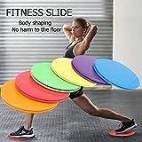 MotH Core Slider, Exercise Sliders Fitness, Dual