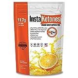 #10: InstaKetones Orange Burst 11.7g GoBHB Per Scoop (Caffeine Free) (30 Servings) Exogenous Ketones 1.16 lbs