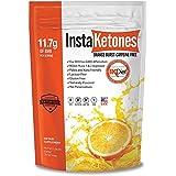 InstaKetones Orange Burst 11.7g GoBHB Per Scoop (Caffeine Free) (30 Servings) Exogenous Ketones 1.16 lbs