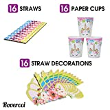 Unicorn Party Supplies Set & Tableware Kit