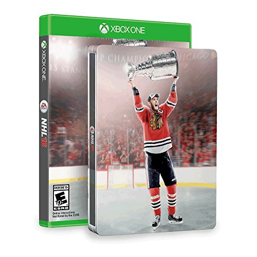 (NHL 16 & SteelBook (Amazon Exclusive) - Xbox One)