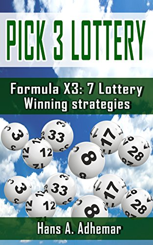 Pick 3 Lottery: Formula X3: 7 Lottery Winning Strategies for sale  Delivered anywhere in USA