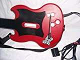 Cherry Guitar Hero SG Controller for PS2 and Guitar Hero 3