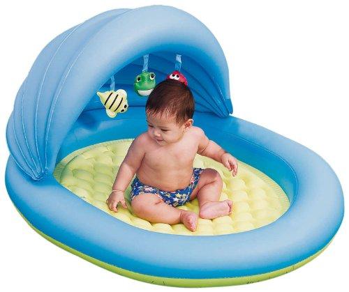 piscina hinchable bebe 3 meses