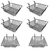 Only Hangers Slatwall Baskets