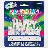 """Unique party decoration, 4.5""""w x 3.5""""h, Multicolor"""