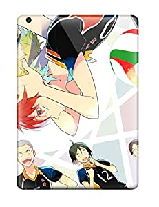 Tpu Ipad Shockproof Scratcheproof Haikyuu Hard Case Cover For Ipad Air