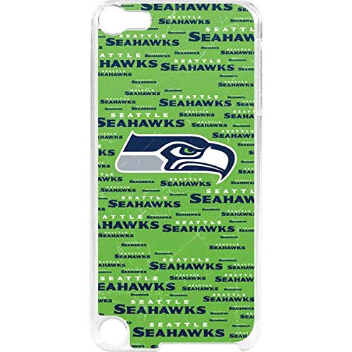 Skinit LeNu MP3 Player Case for iPod Touch 6th Gen - Officially Licensed NFL Seattle Seahawks Green Blast Design