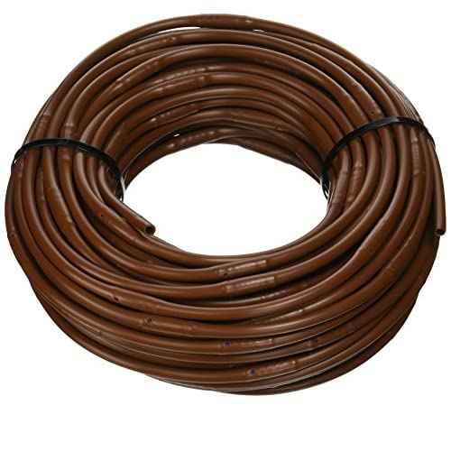 DIG SHB106 1/4-Inch x 100-Feet Dripline with 6-Inch Emitter Spacing (Brown) free shipping