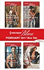 Harlequin Blaze February 2017 Box Set: The Mighty Quinns: JamieMr. Dangerously SexyHer Sexy Texas CowboyIn Her Best Friend's Bed