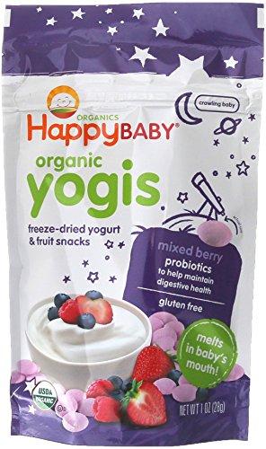 happy baby yogurt melts - 6