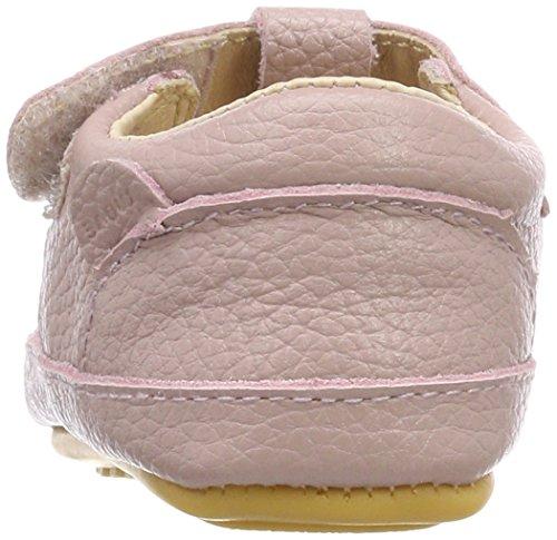 move Baby Mädchen Lauflernschuh Sandale Girls Pink (Alt Rosa)