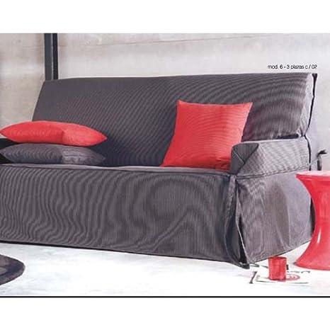 Eysa Plus - Fundas de sofá (3 Plazas), Color Crema: Amazon ...