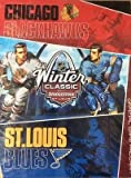 img - for 2016 2017 WINTER CLASSIC GAME PROGRAM NHL ST. LOUIS BLUES VS. CHICAGO BLACKHAWKS book / textbook / text book