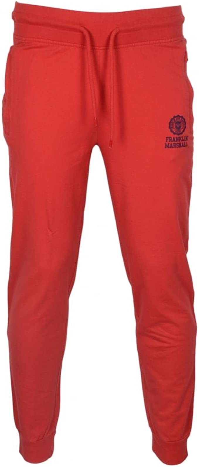 Franklin & Marshall - Chándal - para Hombre Rojo Fire Red XX-Large ...