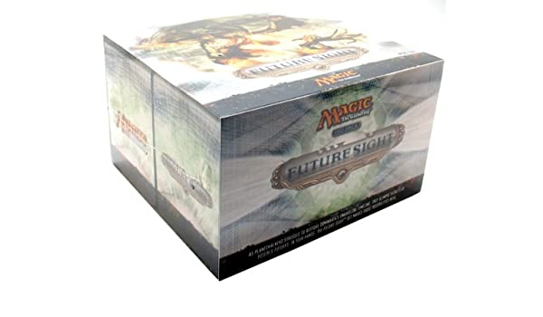 Magic the Gathering Future Sight Fat Pack by Magic: the Gathering: Amazon.es: Bebé