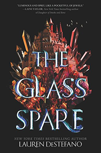 The Glass Spare by [DeStefano, Lauren]