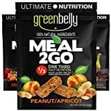 Greenbelly Backpacking Meals - Backpacking Food, Appalachian Trail Food Bars, Ultralight, Non-Cook, High-Calorie, Gluten-Free, Ready-to-Eat, All Natural Meal Bars (Variety, 9 Meals)
