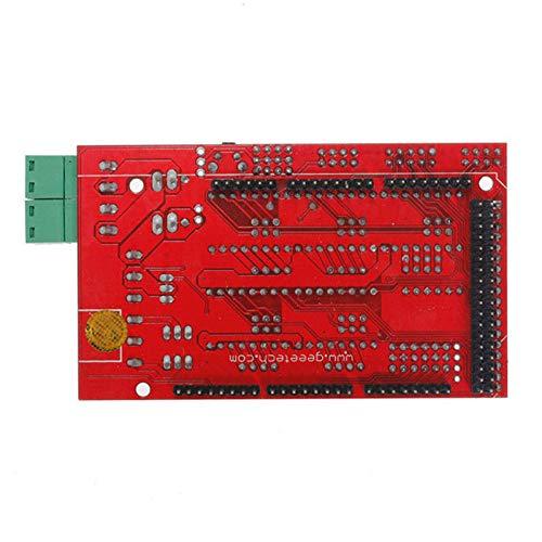 1pc 3D Printer Reprap Ramps 1.4 Control Board Expansion Board MendelPrusa