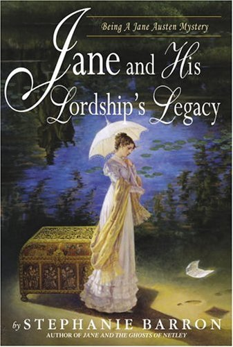 Jane and His Lordship's Legacy (Being a Jane Austen Mystery Book 8) cover