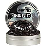 Crazy Aaron's Thinking Putty, 3.2 Ounce, Scaredy Cat