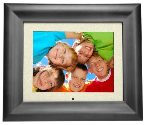 Amazoncom Smartparts Sp800b 8 Inch Digital Picture Wood Frame