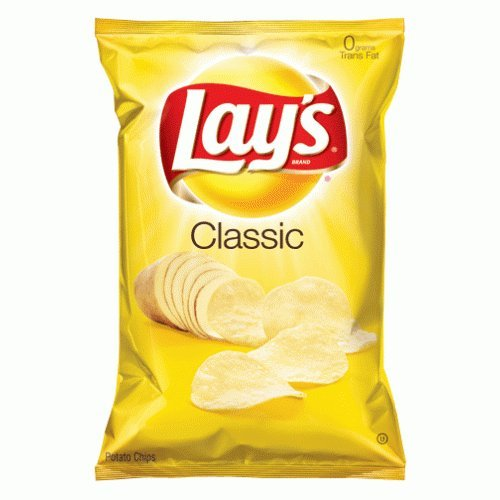 Frito Lay Lay's Classic Potato Chips 1 Oz. 20 Bags
