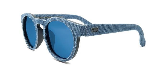 Parafina Playa Gafas de sol, Jeans, 49 Unisex: Amazon.es ...