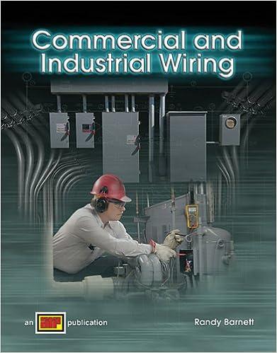 Super Commercial And Industrial Wiring Randy Barnett 9780826920751 Wiring Database Ittabxeroyuccorg