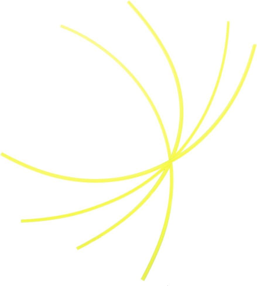 testa di erba di catena testa tagliabordi in alluminio fili per moissonneo//tagliaerba Manyao 4 fili 27 cm Testina per decespugliatore