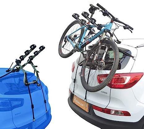I migliori 7 Portabici auto tetto 3 bici