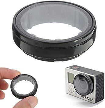 GoPro HD Hero3 Black Clear PROTECTIVE LENS//COVERS Protectors Film Through Hero3+