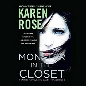 amazon   monster in the closet audible audio edition
