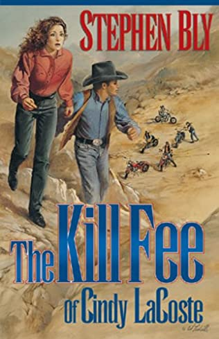 book cover of The Kill Fee of Cindy Lacoste