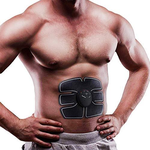 PU Health Pure Acoustics Six Patches Revolutionary Toning Workout Stimulation Ab Massager