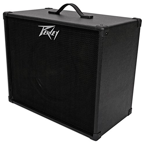 Peavey 03611000 1 x 12 Extension Guitar Cabinet, Black