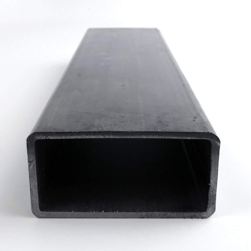 "2/""X 3/"" X .250/"" Wall Steel Rectangle Tube 12/"" Long"