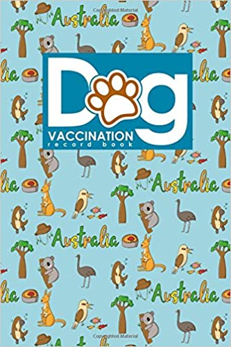 dog vaccination record book canine vaccination record vaccination